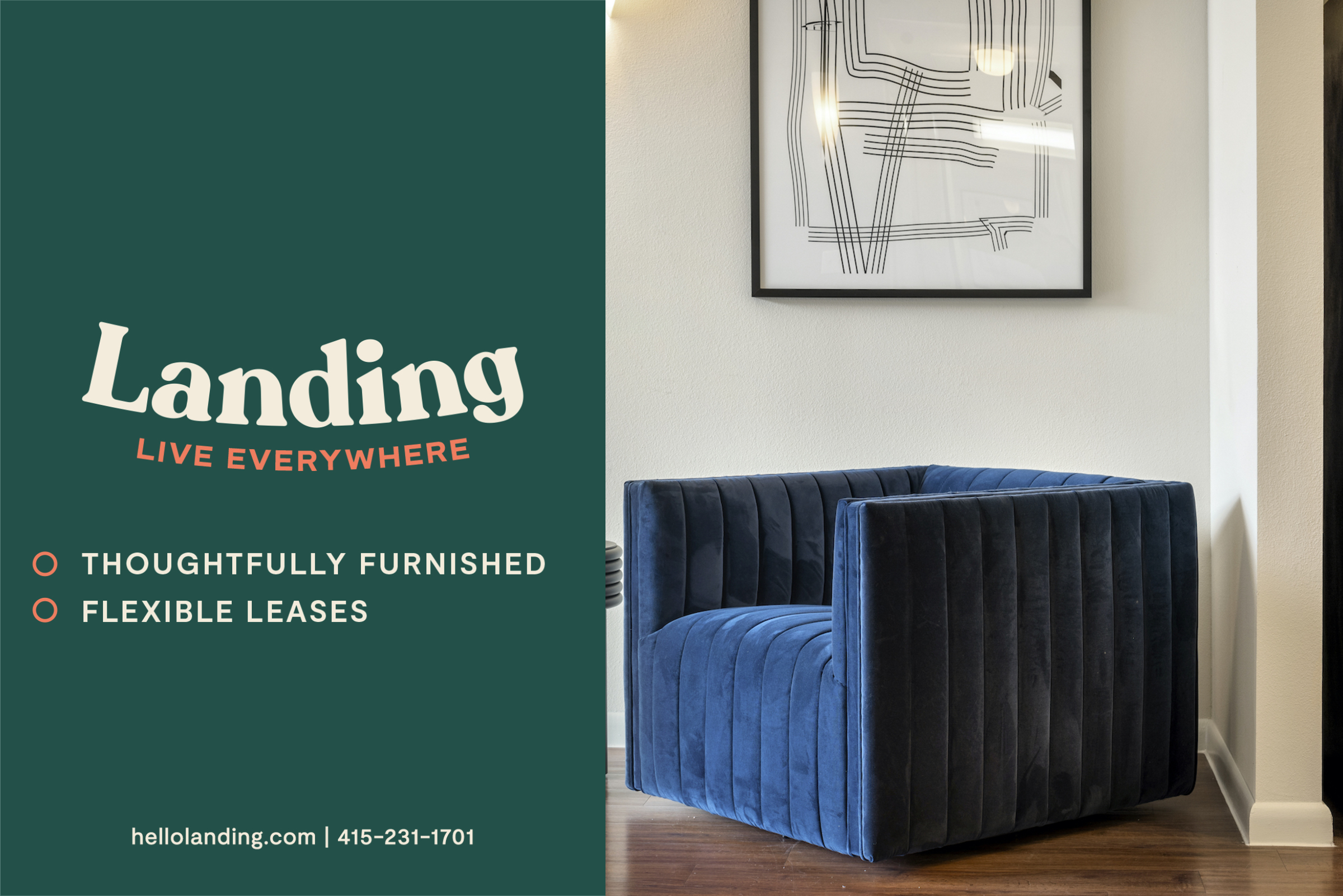 Landing Furnished Apartment Bellaire Ranch