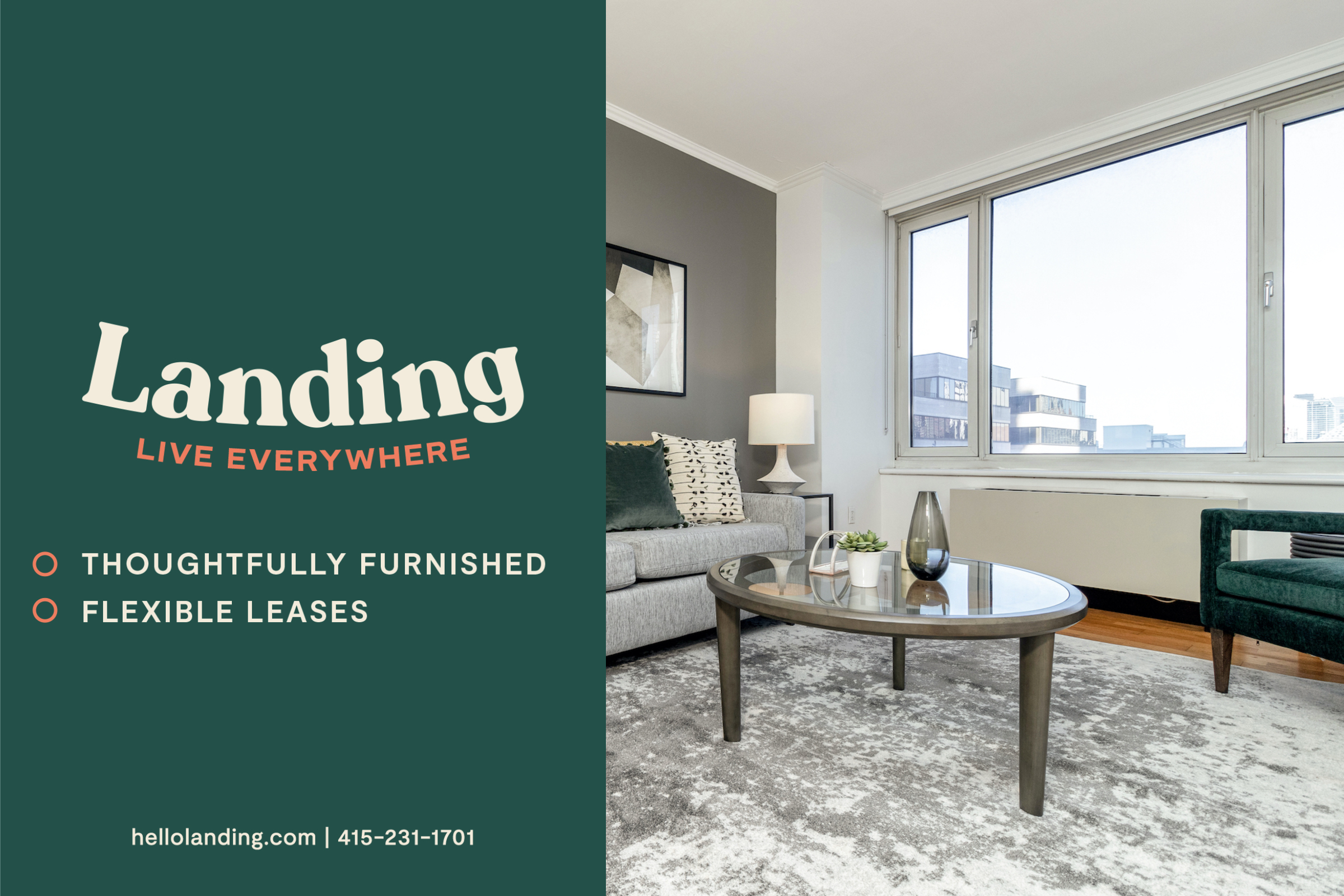 Landing Furnished Apartment Windtree Apartment Homes