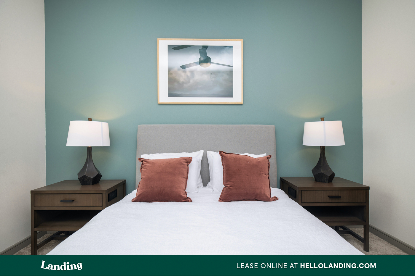 Landing Furnished Apartment The George & The Leonard for rent