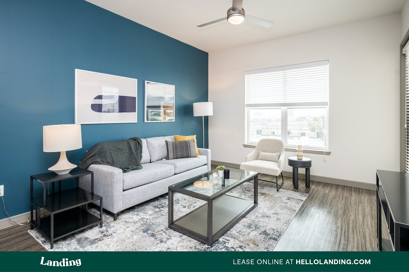Landing Furnished Apartment The George & The Leonard photo