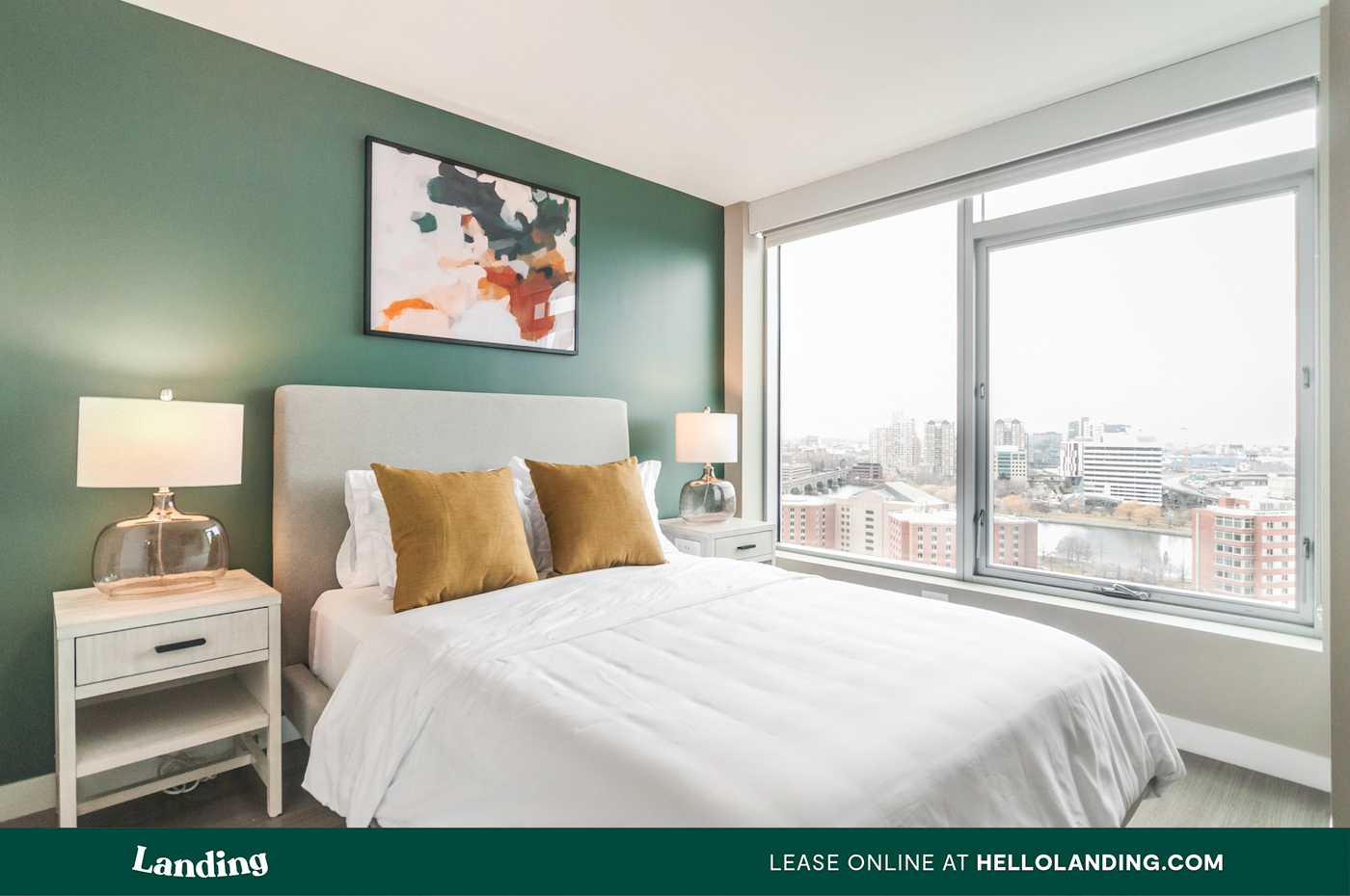 Landing Furnished Apartment Aviator Apartment Homes