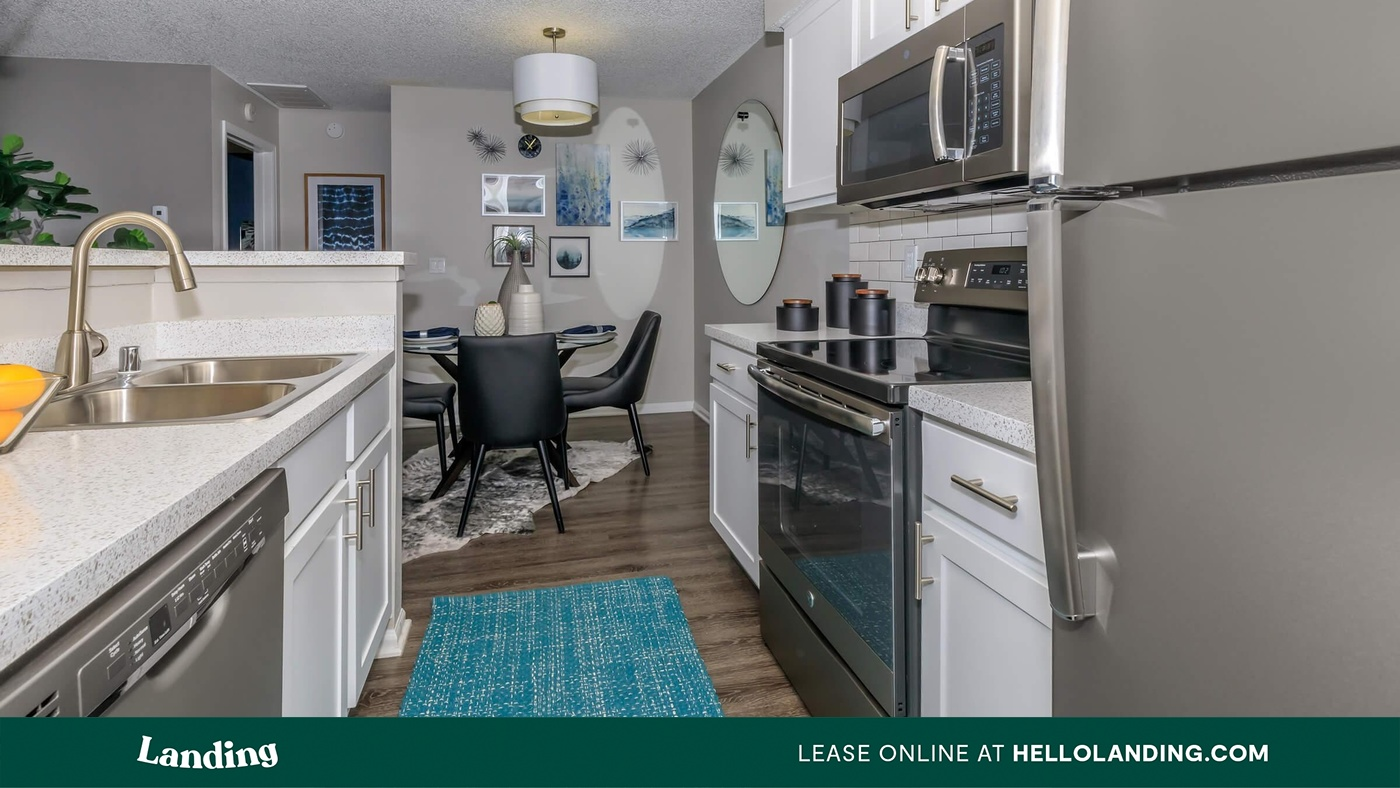 Live at Landing Furnished Apartment Viridian Edge at the Park