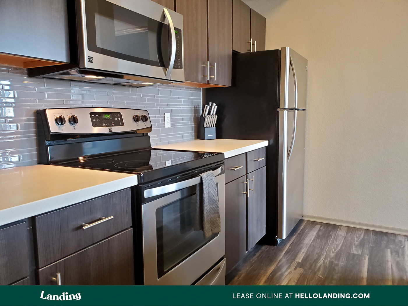 Live at Landing Furnished Apartment Griffis Westminster Center
