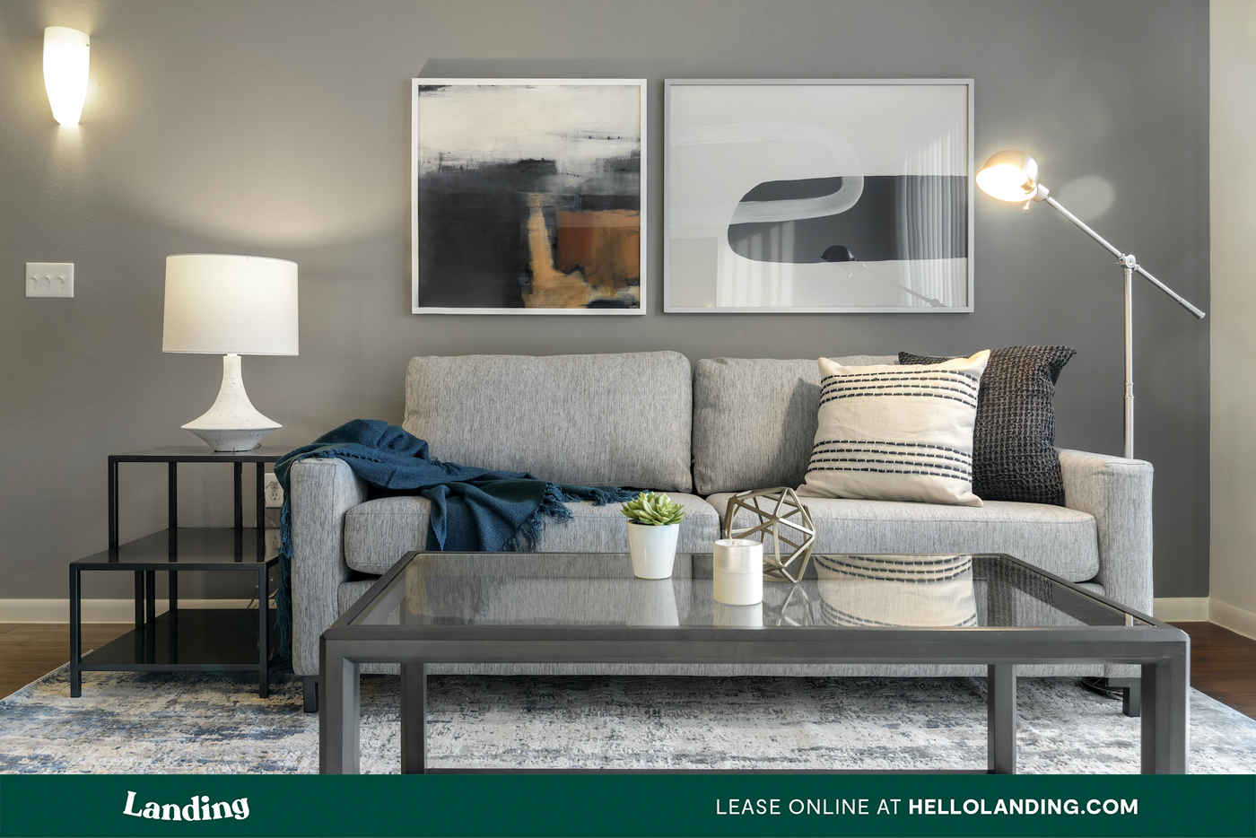 Landing Furnished Apartment Midtown Pointe Apartments photo