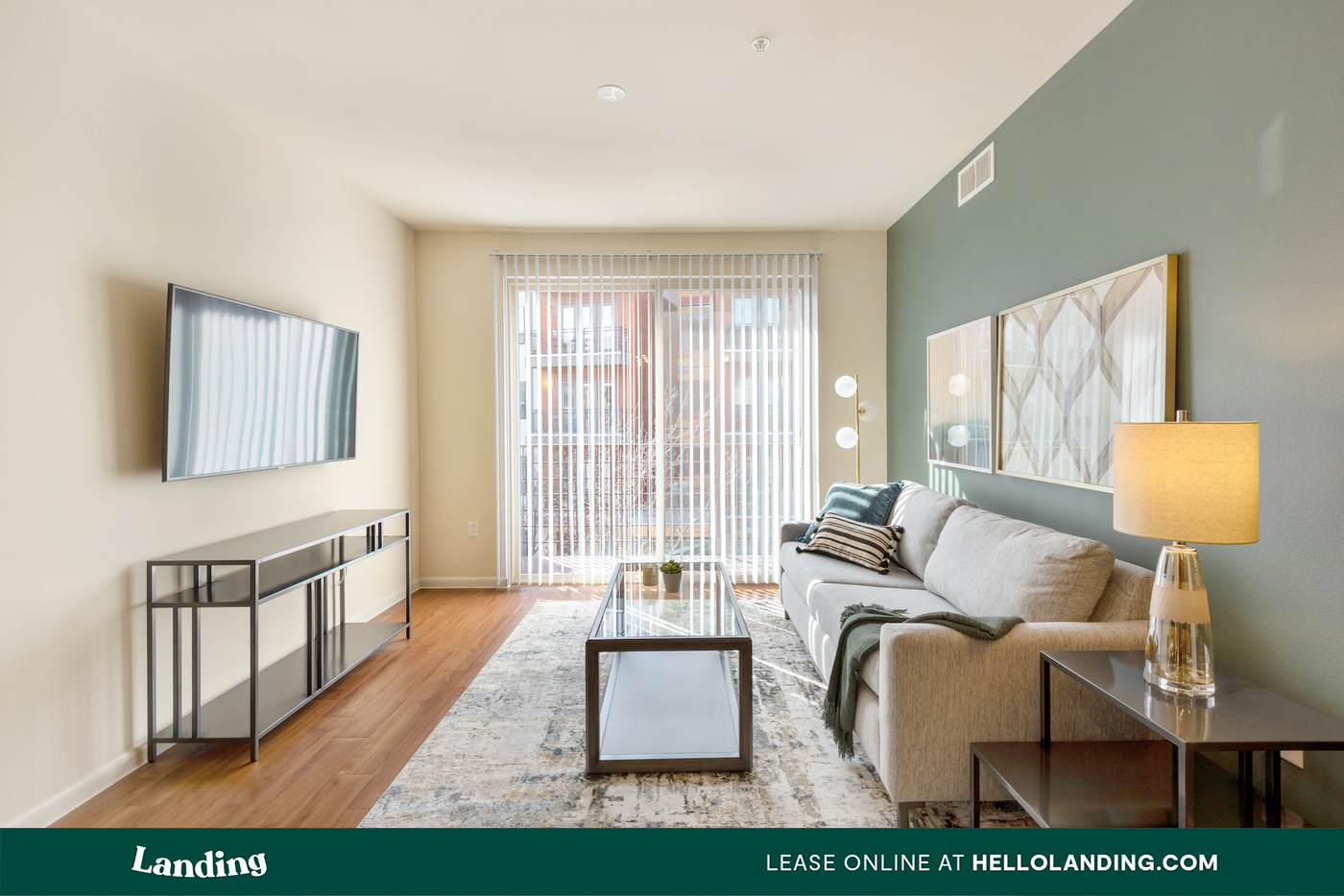 Edgewater at City Center for rent