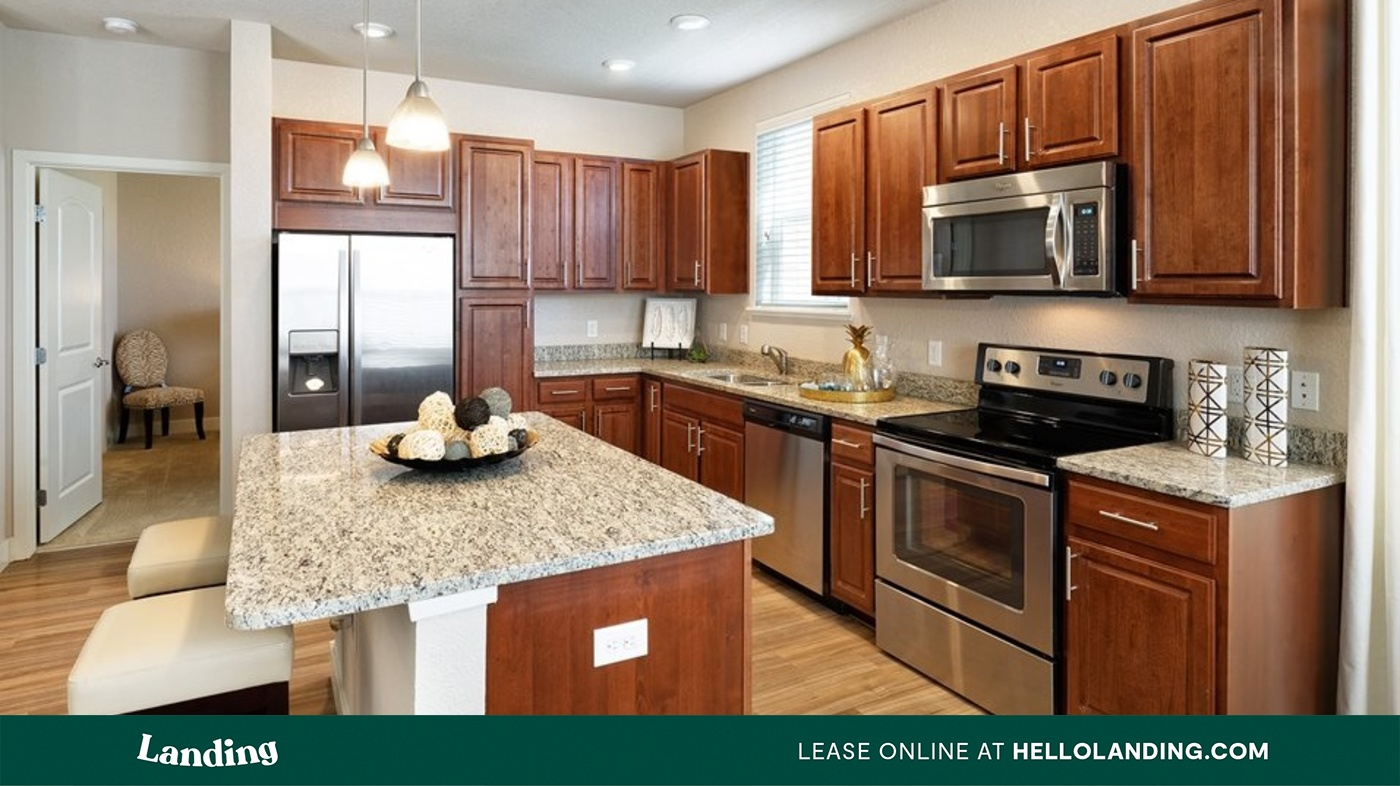 Landing Furnished Apartment The Haven at Shoal Creek photo