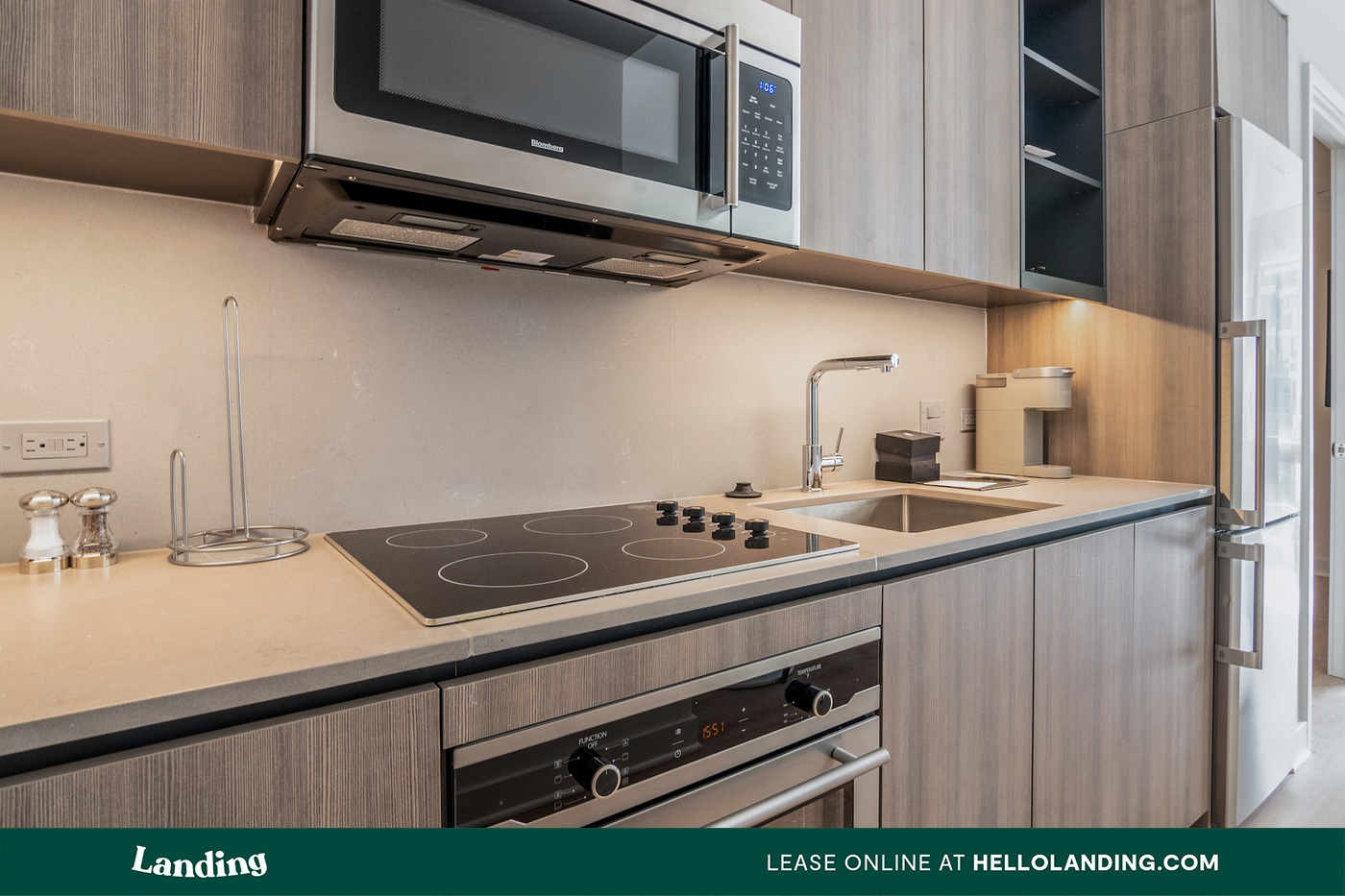 Landing Furnished Apartment Union Berkley photo