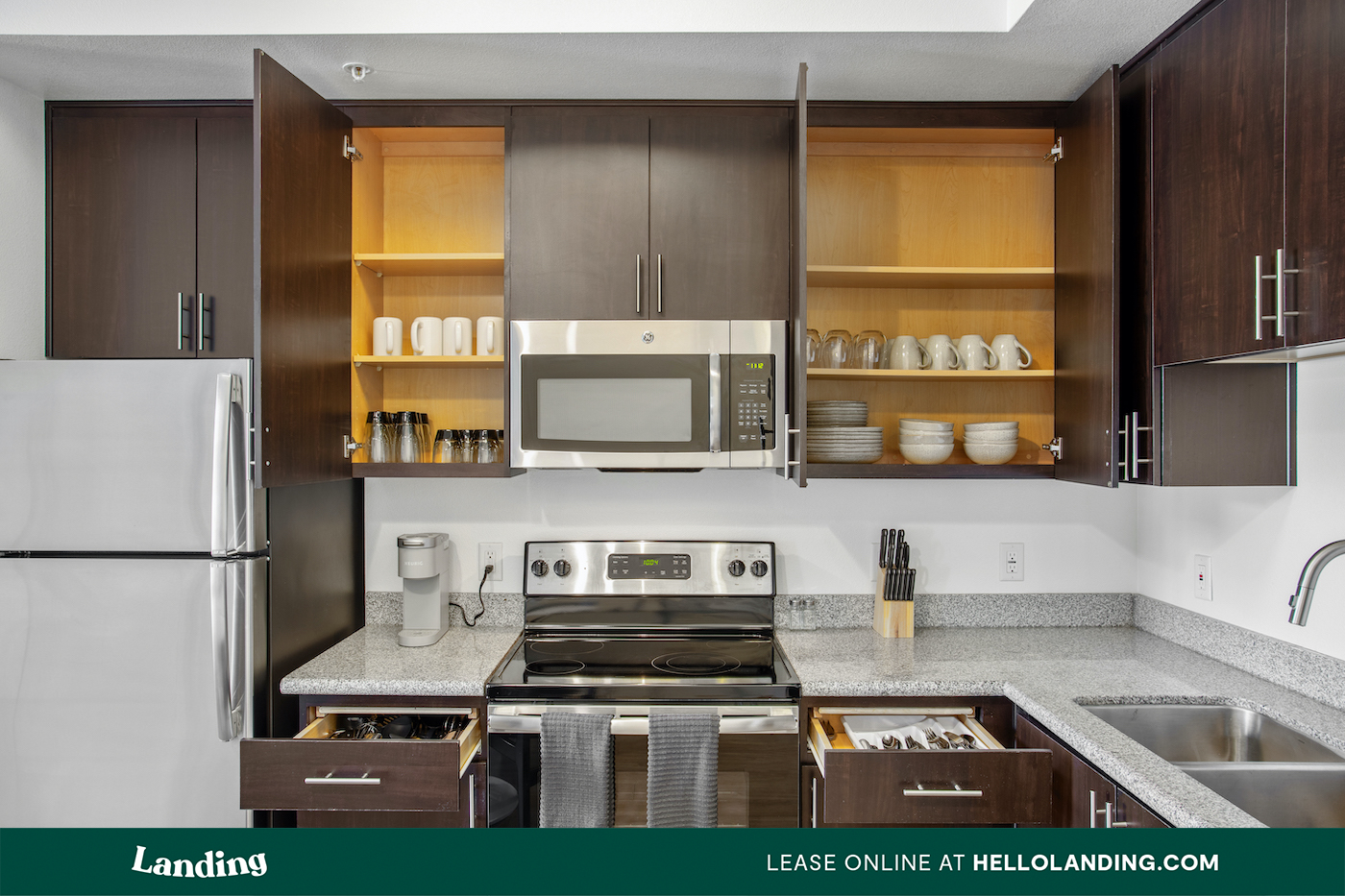 Metwest on Sunset 514 for rent