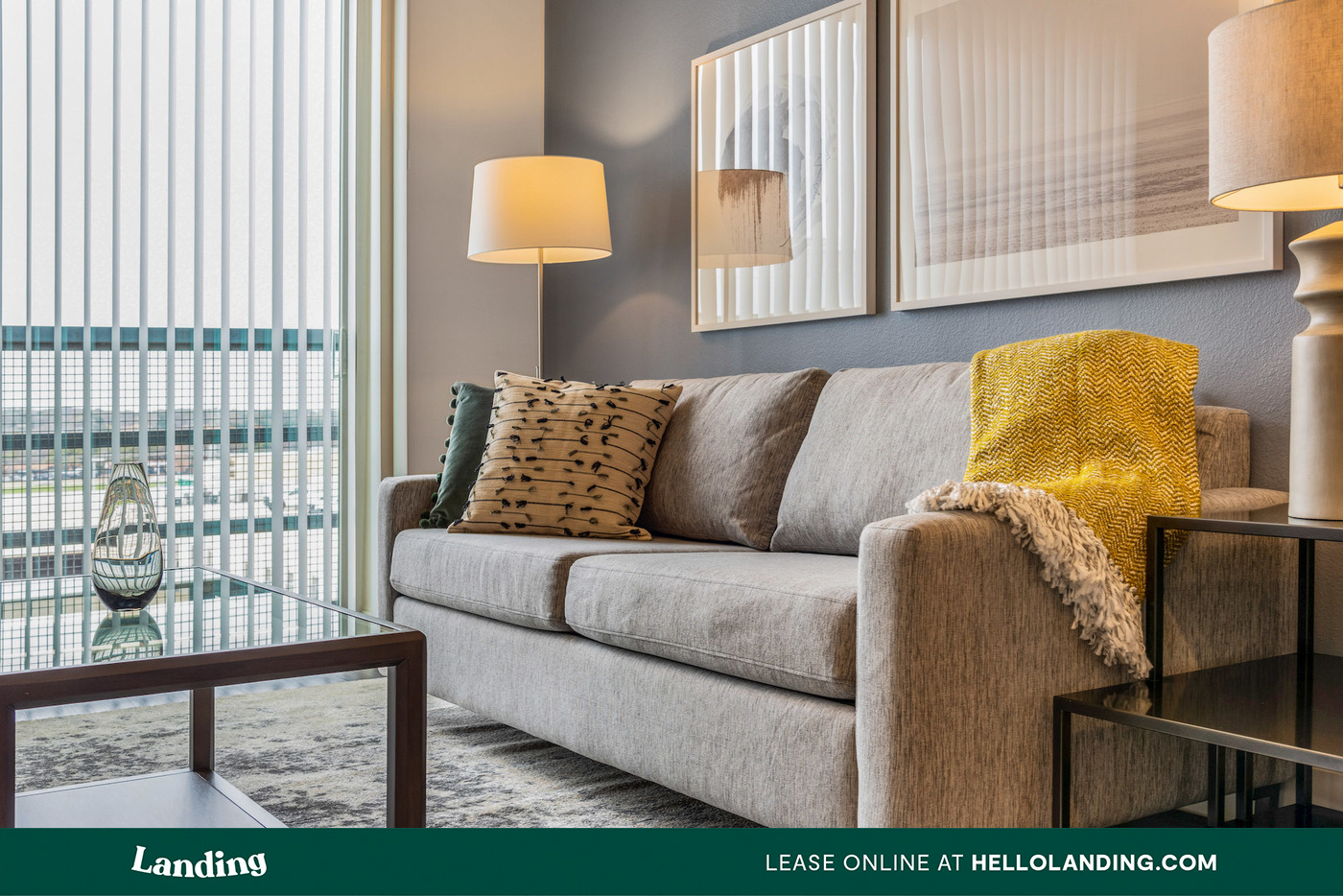Landing Furnished Apartment The Addison at Collierville photo
