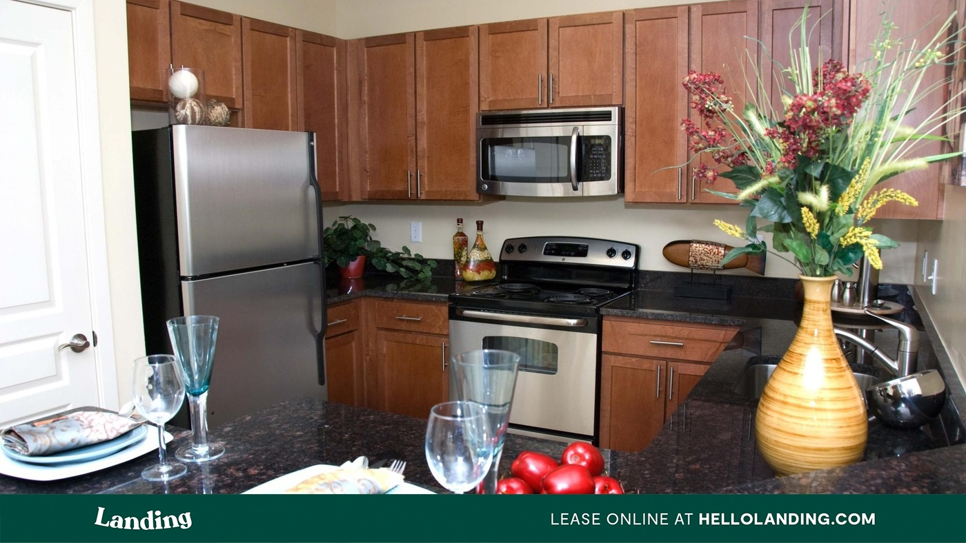 Live at Landing Furnished Apartment The Cascades Apartments