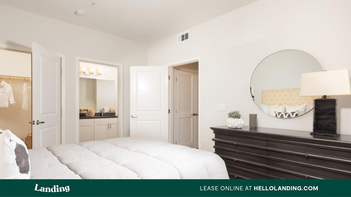 Live at Landing Furnished Apartment Sorano
