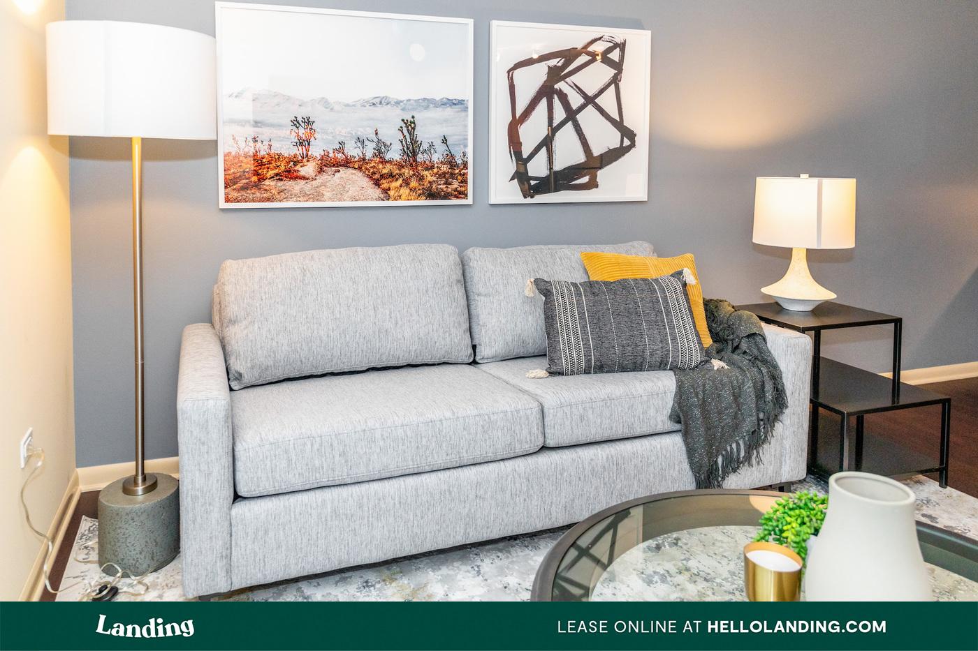 215 West Apartments rental