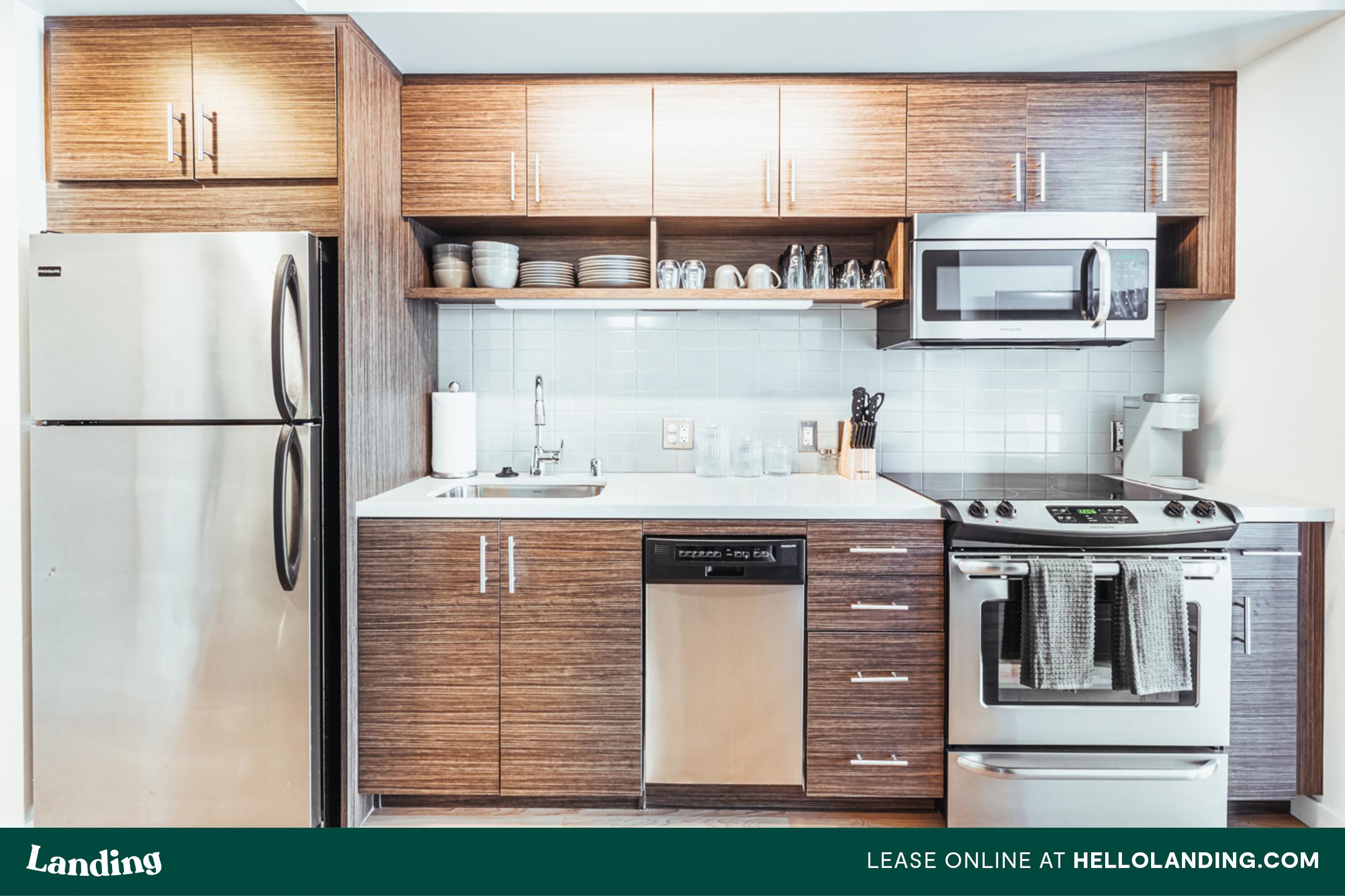 Aliso Apartments rental
