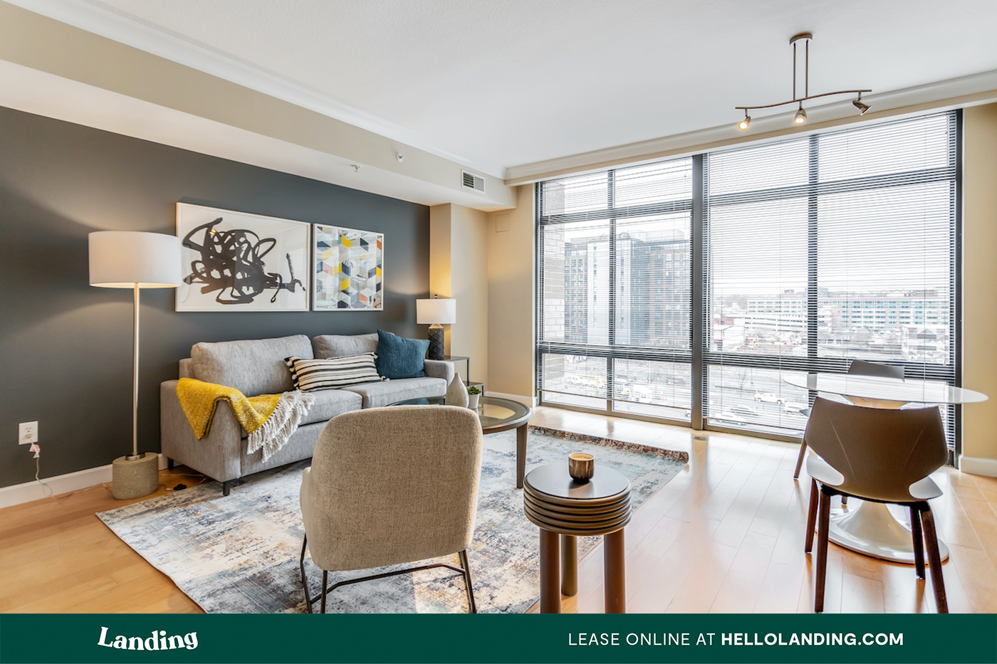 Avalon First and M for rent